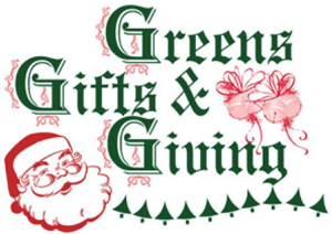 Greens Gifts & Giving