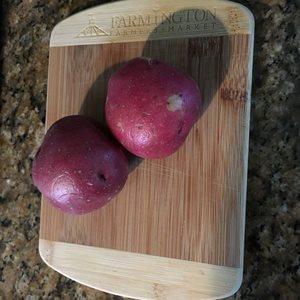 Farmington Farmers Market Cutting Board